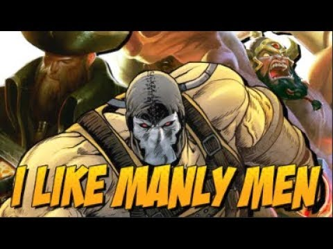 Tobias Fate - I Like Manly Men