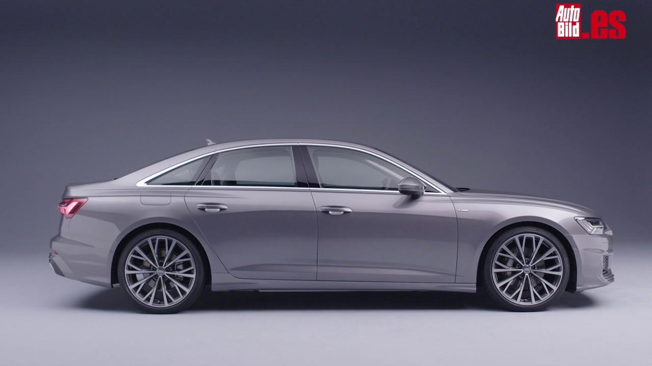 288d2570dd1 Audi A6 2018, todos los datos, precio, especificaciones - YouTube