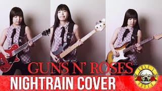Nightrain I Guns N' Roses ( Guitar & Bass Full Cover) - Covered by Hisako Ozawa