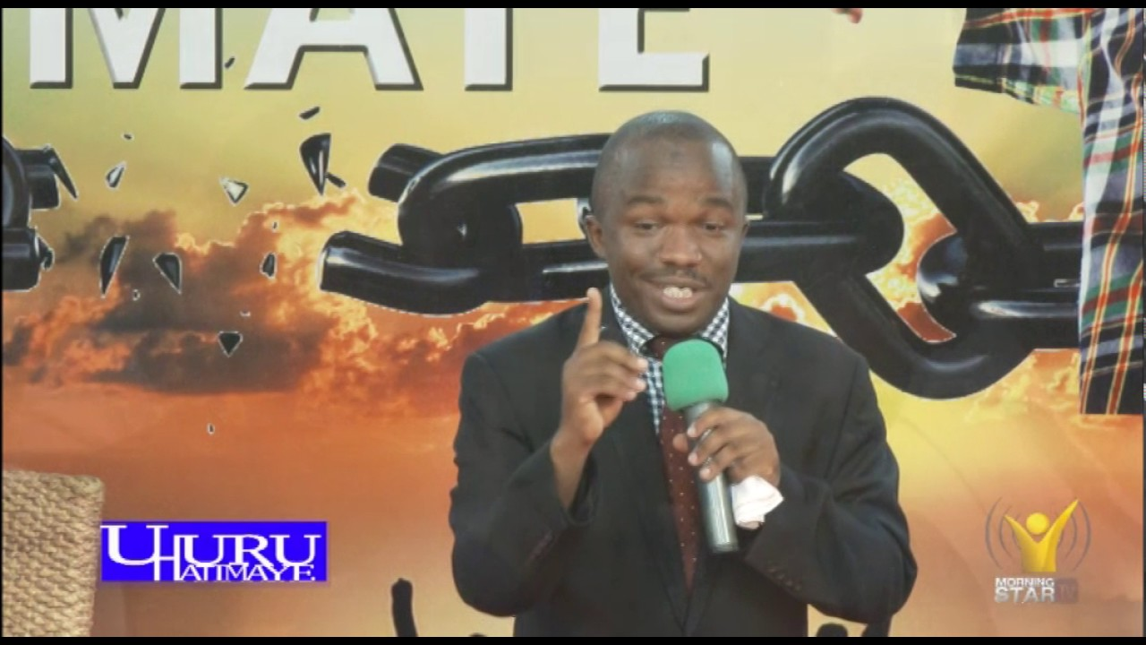 PR David Mmbaga,UKIMTENDEA HIVI MKEO AU MUMEO UMEMUWEZA!!