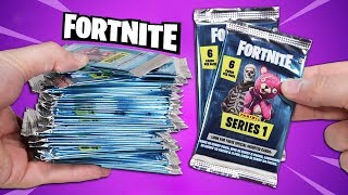 Ouverture de 24 packs Fortnite Booster! (SÉRIE 1)