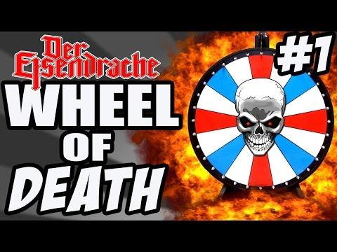 """Der Eisendrache: """"Wheel of Death Challenge"""" Pt 1 (COD Awakening DLC Zombies)"""