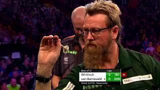 BERLIN R. Van Barnevald v S. Whitlock: Full Match | Thursday Night Darts | 10/9c on BBC America