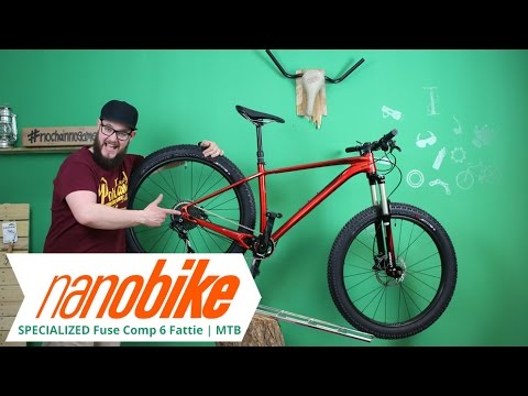 Specialized Fuse Comp 6 Fattie | MTB Review
