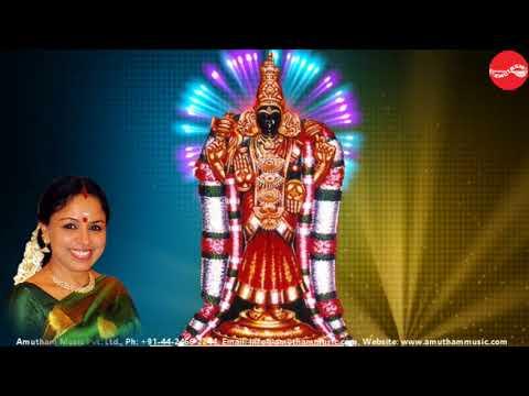Sri Garbarakshambigai 108 Potri - Sri Garbarakshambigai  - Sudha Ragunathan  (Full Verson)