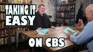 Comedian Dr Brian King discusses The Art of Taking it Easy on CBS