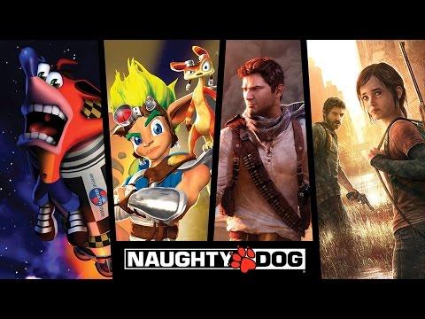 Working at Naughty Dog