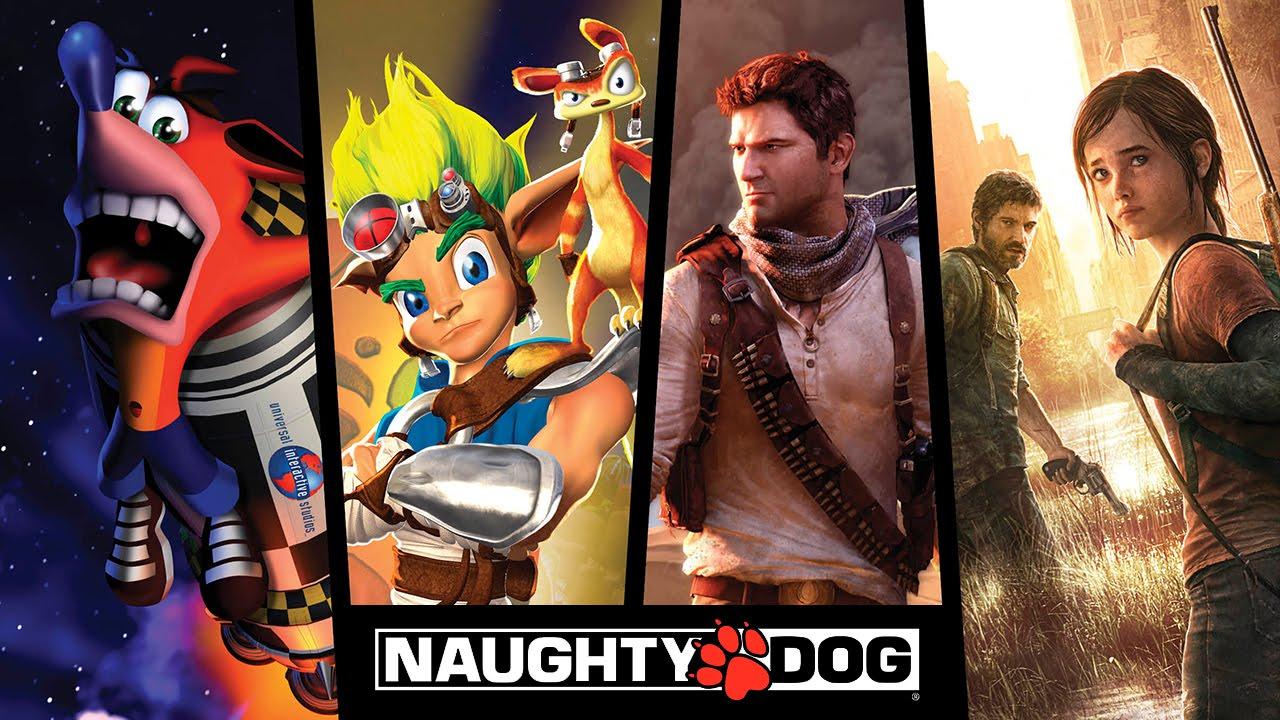 Naughty Dog 35th Donation