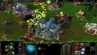 Warcraft 3 - 34 - Night Elf Campaign: Eternity's End - Twilight of the Gods