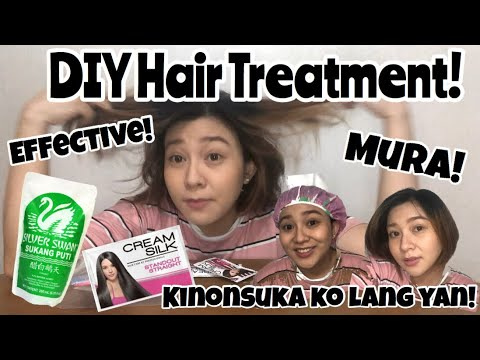 Cheap and Effective DIY Home Hair Treatment (Conditioner + Suka) ConSuka  Review Ver  2 0 by Tammy Lu