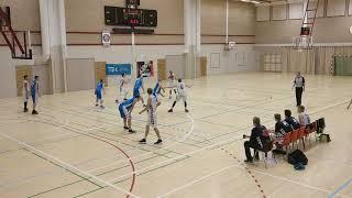 Aalto-Basket - Dynamo (10.11.2018)