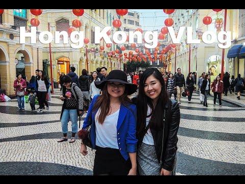 Hong Kong Vlog 2016!