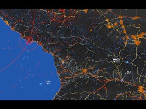 DCS World ║ LotATC ║ Hraní si na ATC (Řídící věž) ║ Part 2/2