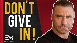 How to KNOCK DOWN the Wall Between You and Your DREAM! | Ed Mylett