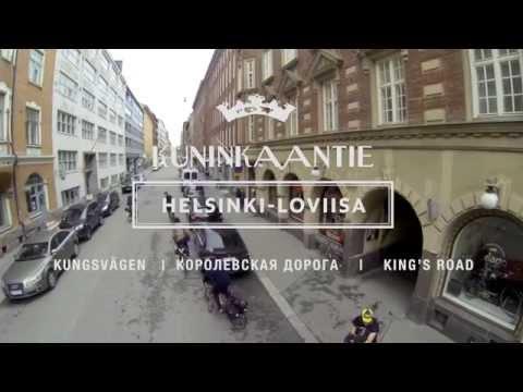 Kuninkaantie Part I: Helsinki-Pietari