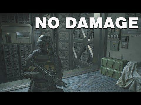 Resident Evil 2: Remake DLC Ghost Survivors // Forgotten Soldier (No Damage)