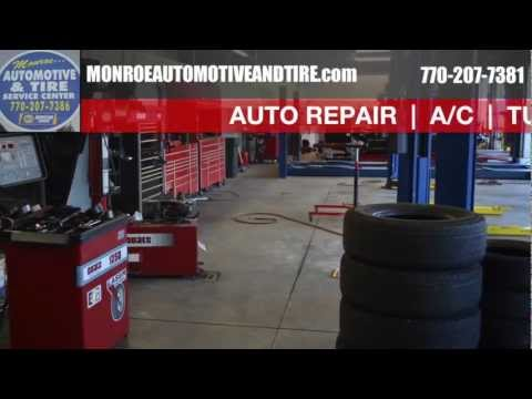 Auto Mechanics trusted and certified in Monroe,Ga