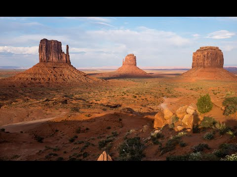 Monument Valley, National Park in Utah, United States - Best National Park