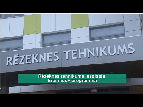 Rēzeknes tehnikuma izglītojami piedalās Rēzeknes pilsētas jauniešu forumā