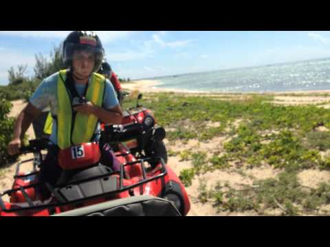 Oct 22   National Nut Day (ATVs in Grand Turk)
