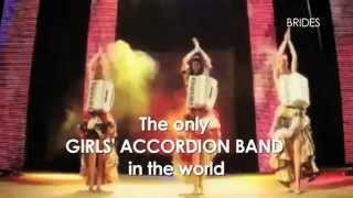 BRIDES ACCORDION GIRLS BAND - INTERNATIONAL GIRLS BAND IN INDIA