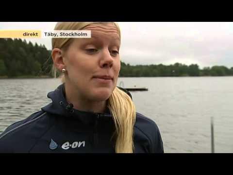 Filip 11 år räddade sin kusin från att drunkna - Nyhetsmorgon (TV4)