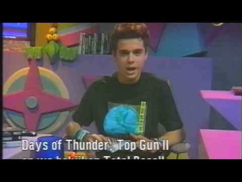 Video Power With Johnny Arcade (1990)