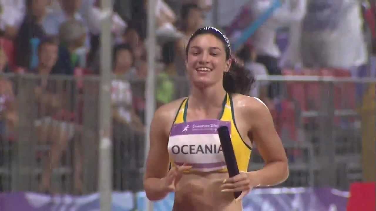Sexy track olympics 2016 sage watson ass - 2 part 1