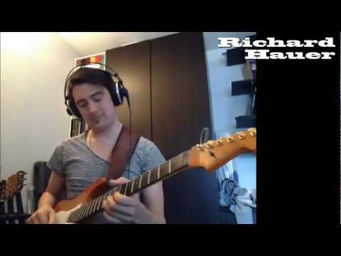 Richard Hauer Plays 58 Classic Rock/Pop/Blues/Jazz Guitar Songs in 20 minutes