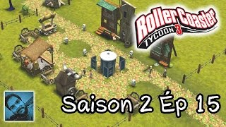 Cow-boys VS Zombies! - Jouons RCT3 Saison 2 Ep 15