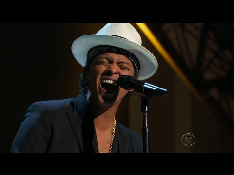 Bruno Mars Sting Medley At Kennedy Center Honors 2014
