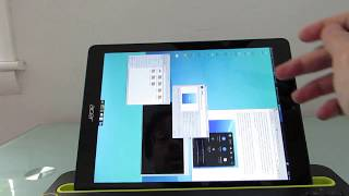 Running Linux on the Acer Chromebook Tab 10 (with Crouton)