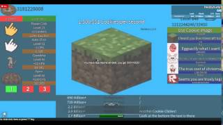 Roblox Episode 14: Another Cookie Clicker