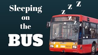 Sleeping on the BUS | Funny video | Vine Video