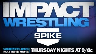 The TNA Experience Dalton, GA 4-5-14 Live Event