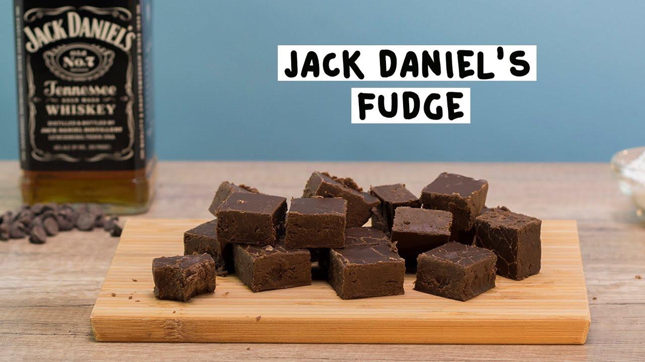 Jack Daniel's Fudge - Tipsy Bartender