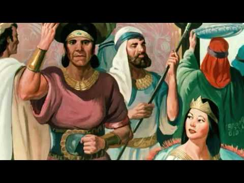 Children's Bible Story -Queen of Sheba Visits Solomon (1 Kings 10) May 24 #2FishTalks