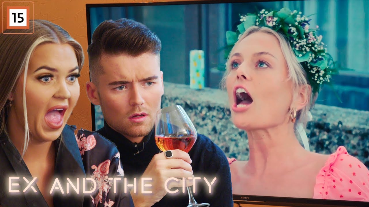 Ex and the City | Andreas og Siv reagerer på dramaet med Andrea | Dplay