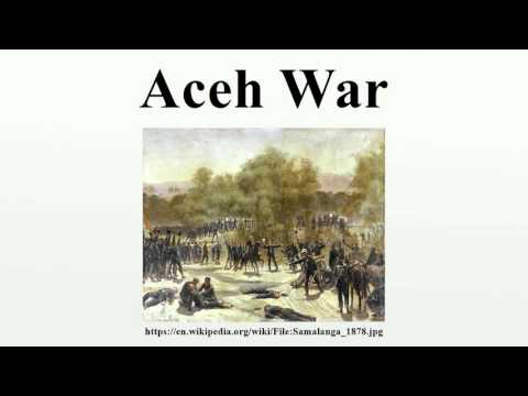 Aceh War