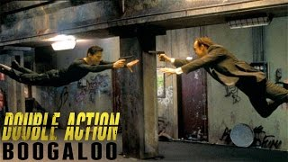"""Double Action: Boogaloo with KarateChopsticks """"Slow Motion Diving At You"""""""