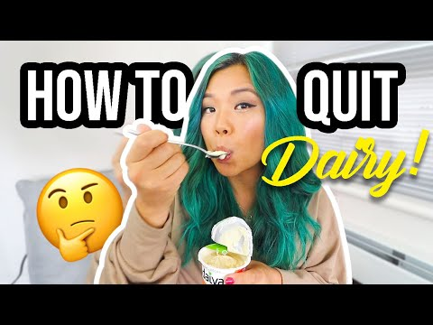 HOW TO REPLACE DAIRY / Dairy-Free for 8+ years! (Tips on Going Vegan)
