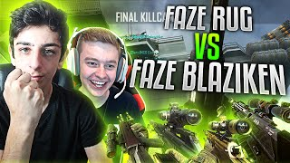 THE SNIPER CYCLE! vs FaZe Blaziken