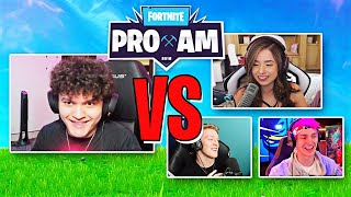FaZe Jarvis Vs the MOST Famous Fortnite Pro's