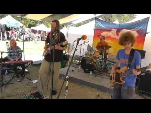 Liquid Kactus at Summer Arts & Music Festival 2013