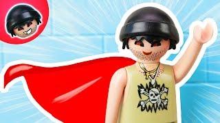 KARLCHEN KNACK - Super Karlchen kehrt zurück! - Playmobil Polizei Film #75