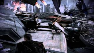 Mass Effect 3 (PS3) Single Player Demo Gameplay