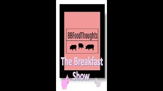Chicken Rice and Men's Health - Breakfast Show - Beth and Ben Food Thoughts