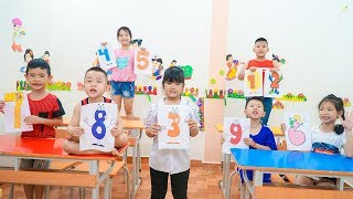 Download Kids Go To School | Chuns And Best Friends Learn To Do Math Happy Lesson Mp3 and Videos