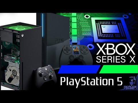RDX: Xbox Series X Vs PS5 Specs Leak! PS5 Reveal, Xbox Games, Sony Studio Shut Down?
