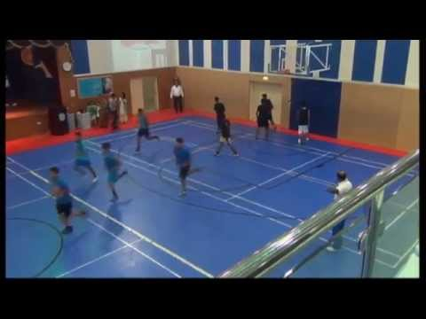 Basketball Coaching Camp Inauguration